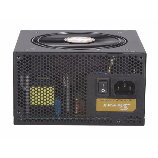 Nguồn/ Power Seasonic 650W Focus FM-650 - 80 Plus Gold
