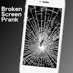 Broken Screen Prank 2 - Cracked Glass Mobile Phone Icon