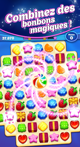 Code Triche Crafty Candy APK MOD screenshots 1