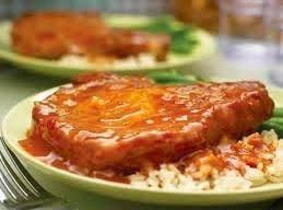 Easy Orange-glazed Pork Chops Recipe