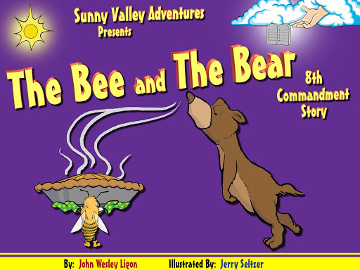 The Bee and The Bear Book App