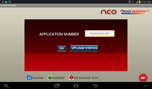 iNeo+ eDoc Upload  App Download For Android 3