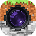 MineCam MC Photo Editor icon