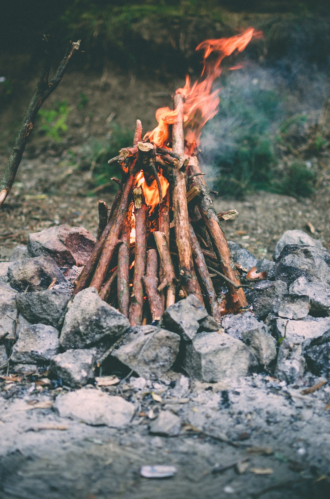 Know the Types of Campfires and How to Build One 1