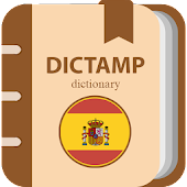 Dictamp Spanish dictionary