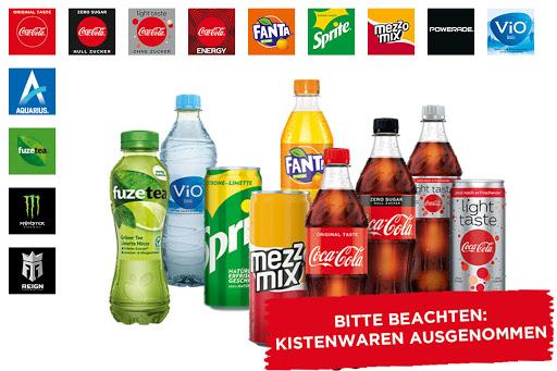 Bild für Cashback-Angebot: Coca-Cola Frühlingssparen - Coca-Cola