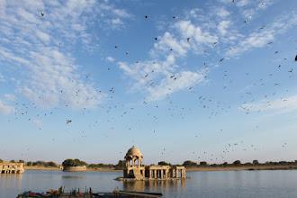 Photo: Gadsisar lake