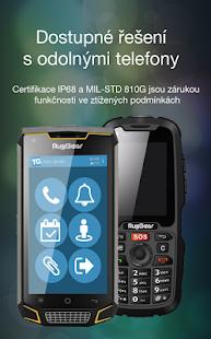 TouchGuard - Pochůzkový systém - náhled