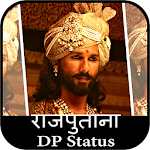 Royal Rajputana DP Status in Hindi Icon