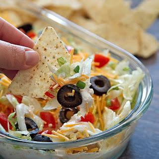 Taco Dip.