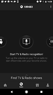 Fanmiles - Earn fan rewards- screenshot thumbnail