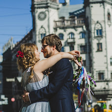 Wedding photographer Yuliya Rybalkina (julymorning). Photo of 22.09.2016