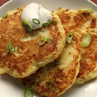 Boxty (Irish Potato Pancake).