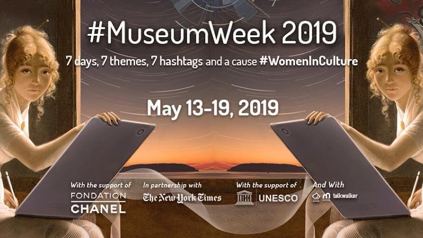 Imagen de la Museum Week en 2019.