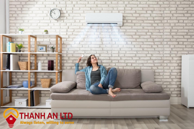 Cách sử dụng điều hòa - điều chỉnh nhiệt độ phù hợp