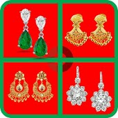 Latest Earring Jewellery Designs