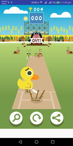Mini ක්රිකට්... / Doodle Cricket - Sri Lanka screenshot 4