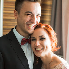 Wedding photographer Kseniya Makarova (ksigma). Photo of 22.01.2018