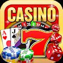 Casino BlackJack Roulette Slot Poker Game Studio - Logo