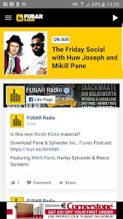 Fubar Radio 5.1- screenshot thumbnail