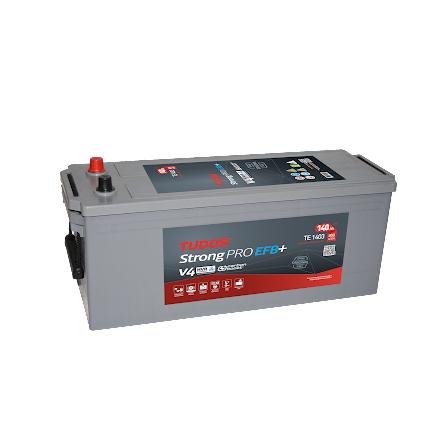 Tudor Startbatteri 12V/140Ah Strong Pro