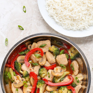 Simple Chicken Vegetable Stir Fry Recipes