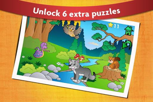 Kids Peg Puzzle Game screenshot 7