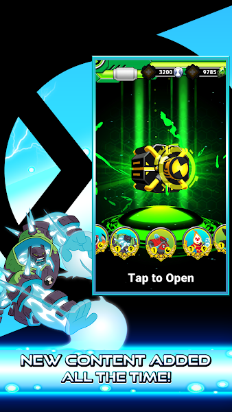 Ben 10 Heroes Screenshot Image