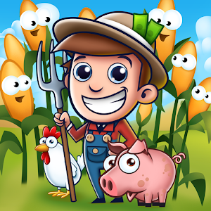 Idle Farming Empire v1.40.0 MOD APK  Free Purchases