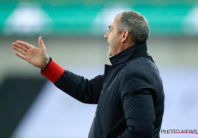 Cercle-coach Clement ziet vorm- en vertrouwensdip, maar zijn spelers liepen in 45 minuten ook vijf kilometer minder
