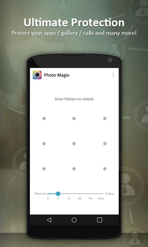 Apps Lock & Gallery Hider- screenshot