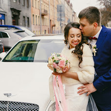 Wedding photographer Dmitriy Maslov (dmaslov). Photo of 18.04.2017