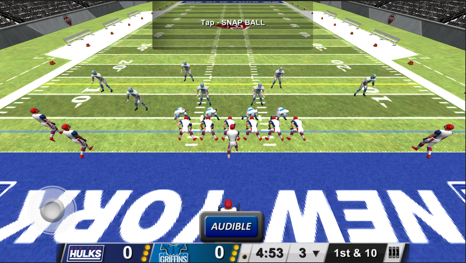 Axis football 2015 android apps on google play
