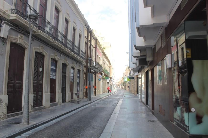 Calle Granada.