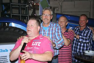 Photo: Zanger Peter Arends gaat voor!!