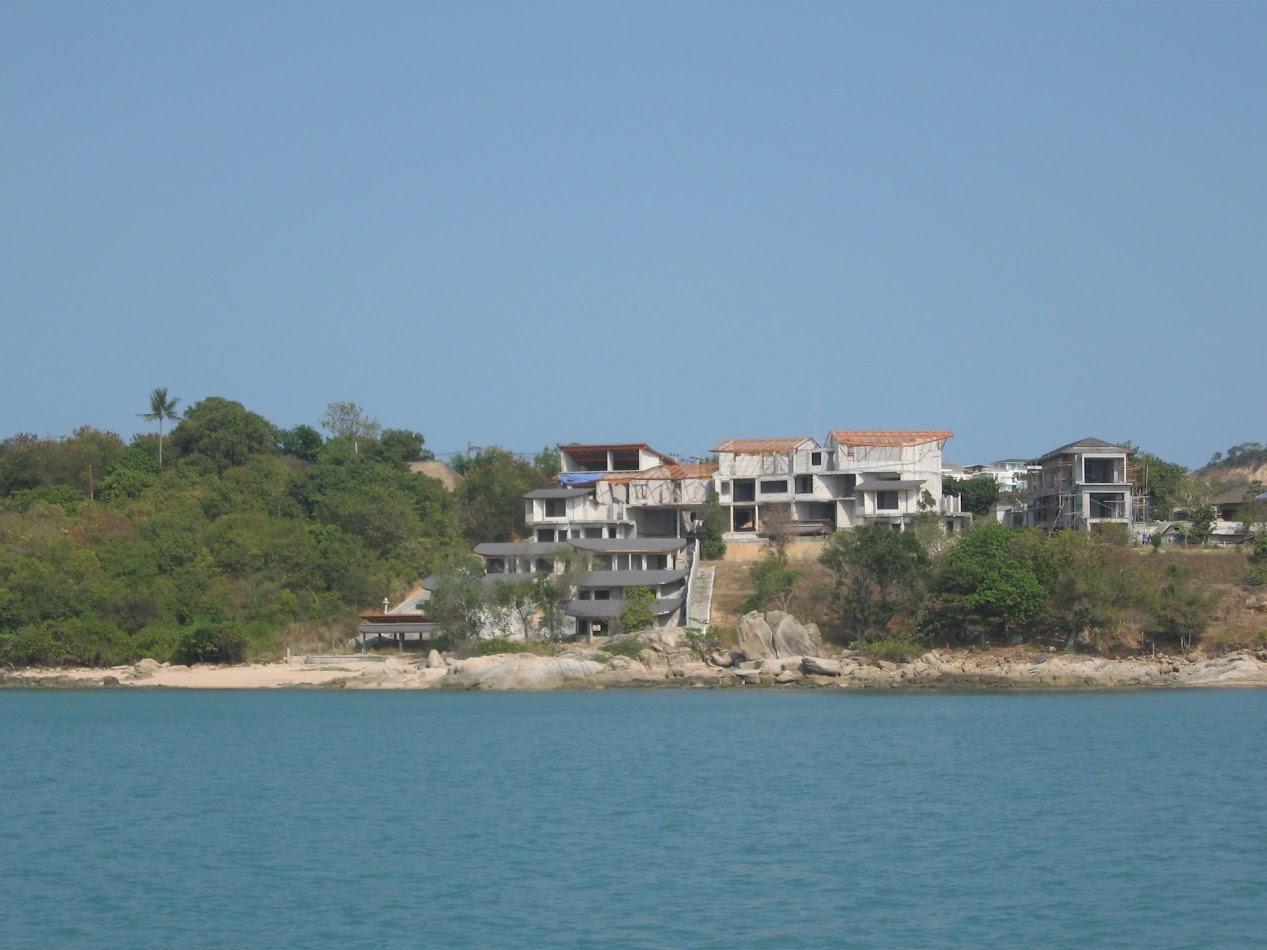 побережье Самуи