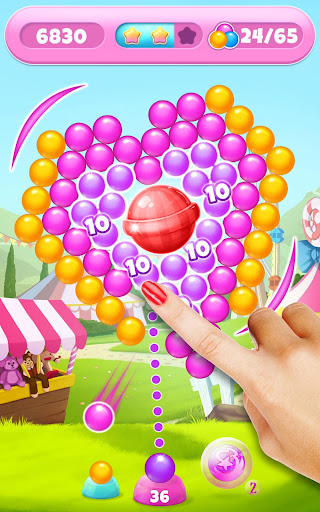 Candy Spinner - screenshot