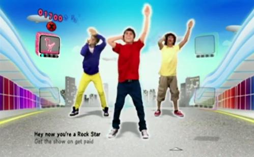 Dance Kids All Star Tutorial - náhled