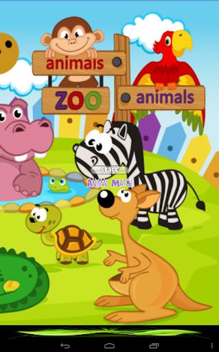 Toddler Animal Games