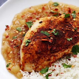 Bahama Mama Chicken.