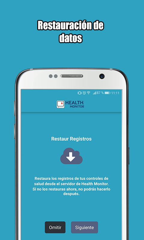Health Monitor UG- screenshot