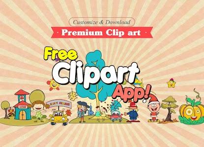 Clipart - Free Clip Art App screenshot 1