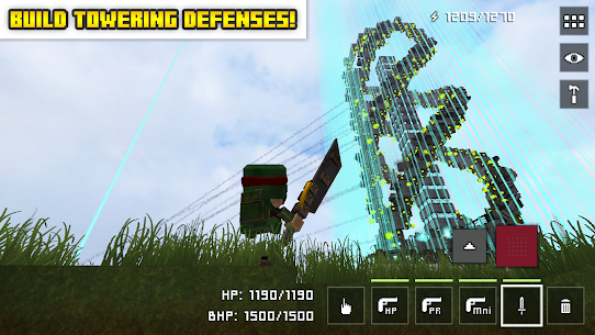 Block Fortress Mod Apk – For Android 3