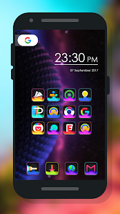 Rulix - Icon Pack Screenshot