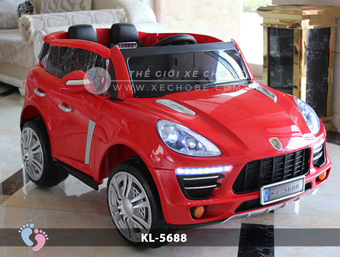 xe hơi điện trẻ em KL-5688 2