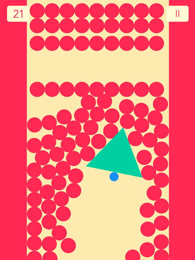 Screenshots of The Line Zen for iPhone