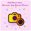 Old Photo Video Recovery App Deleted Photos icon
