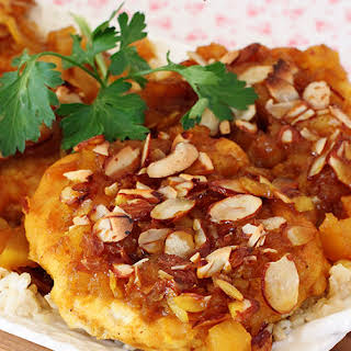 Baked Pineapple Chicken Recipes.