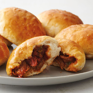 Southern Barbecue Bao Buns Recipe