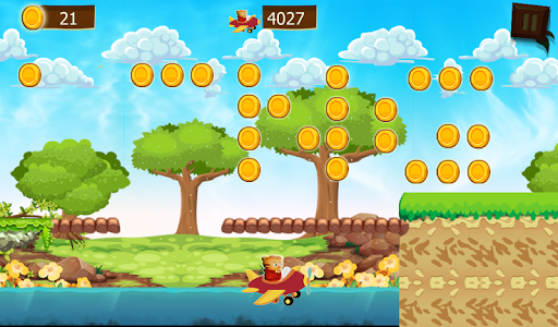 Daniel The Tiger Super Hero - screenshot